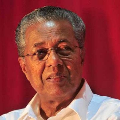 Honourable Chief  Minister of Kerala